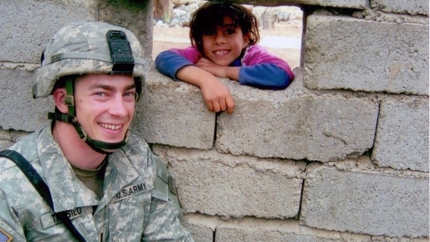 Army Capt. Dan Trusilo figured out what he wanted to do after serving in Iraq with the help of a high-powered mentor from American Corporate Partners.