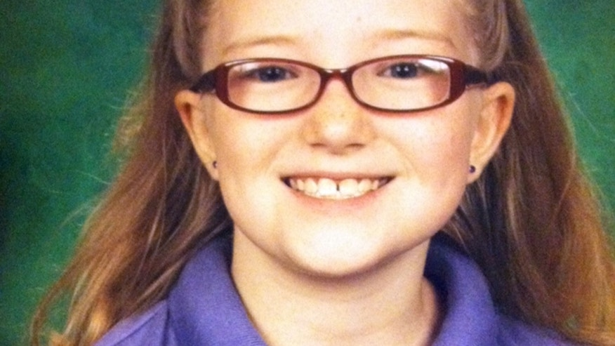 This image provided by the Westminster Colorado Police Department shows 10-year-old Jessica Ridgeway. (AP/Westminster Colorado Police Department)