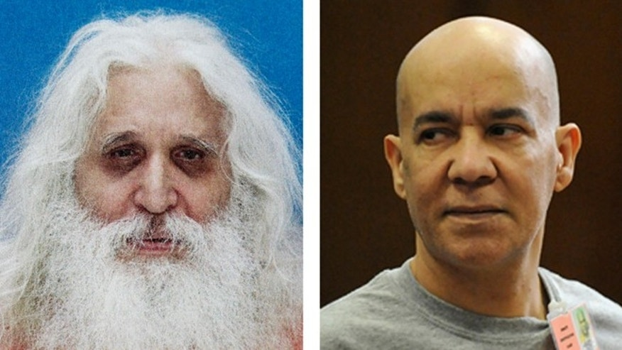 In this combination of two file photos, convicted child molester Jose Antonio Ramos, left, and Pedro Hernandez, right, who is accused of abducting and killing six-year-old Etan Patz in 1979, are shown.