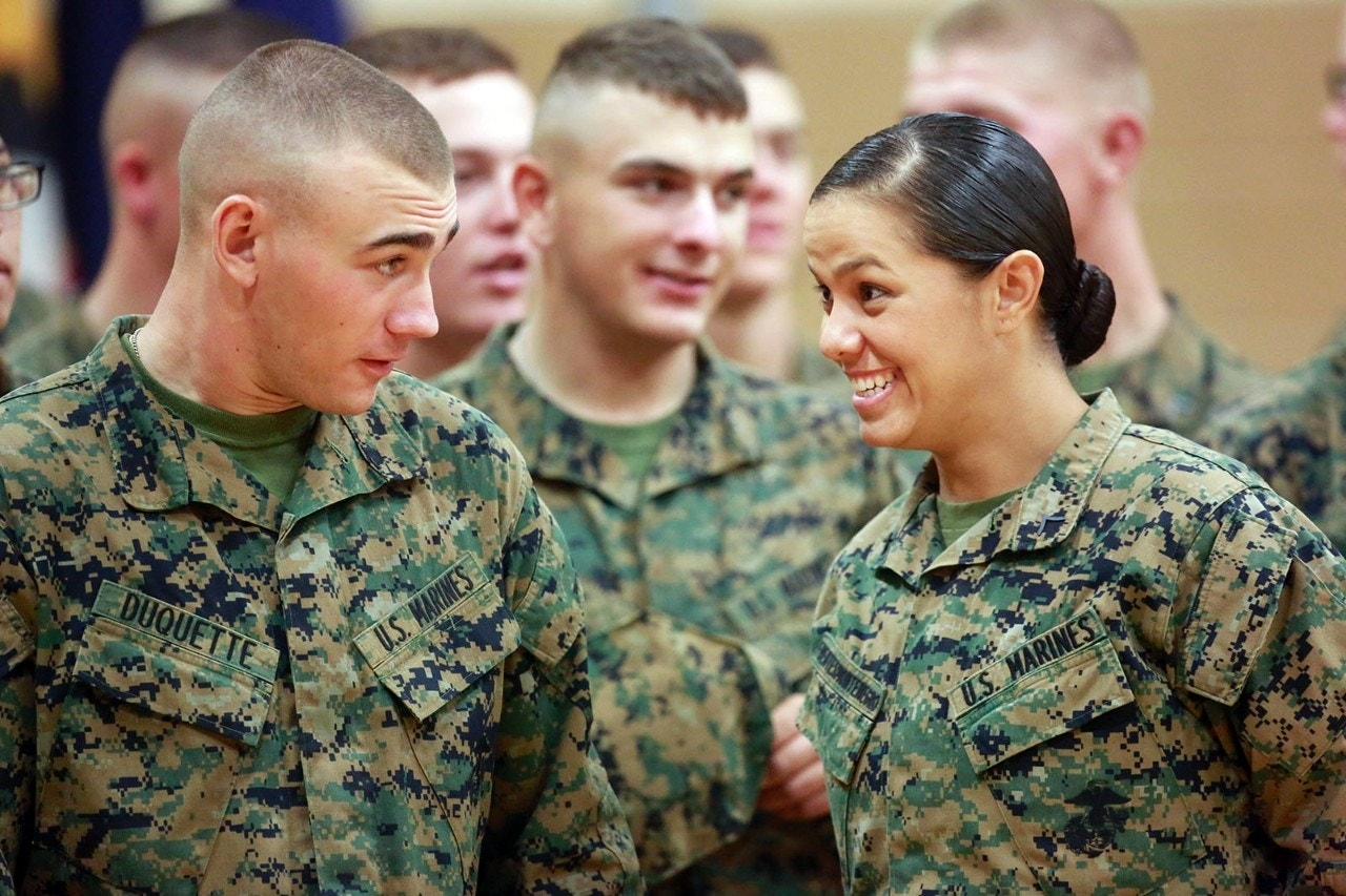 1st Women Graduate From Tough Enlisted Infantry Course In