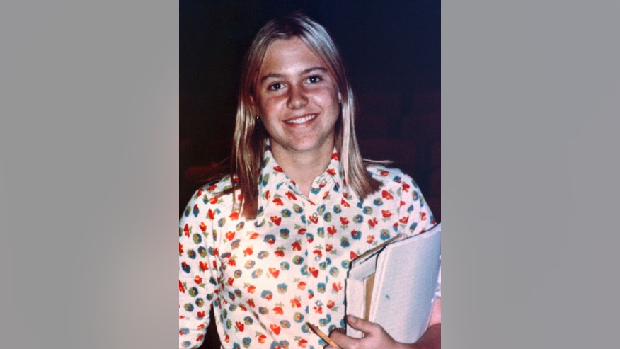 FILE - This 1974 file photo shows Martha Moxley, at age 14,  killed on Oct. 30, 1975. Michael Skakel's conviction in her death was set aside and new trial ordered Wednesday, Oct. 23, 2013 by Connecticut judge Thomas Bishop, who ruled that Skakel's trial attorney failed to adequately represent him when he was found guilty in 2002.  A bail hearing for Skakel is scheduled Thursday, Nov. 21, 2013, at Stamford Superior Court where he is expected to be released while awaiting a new trial.  (AP Photo, File)