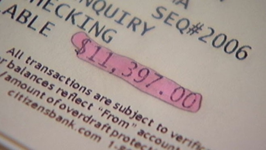 A seasonal worker in Cape Cod says he can't find anyone in the state to take back a check that paid him about 10 times what he was supposed to receive.