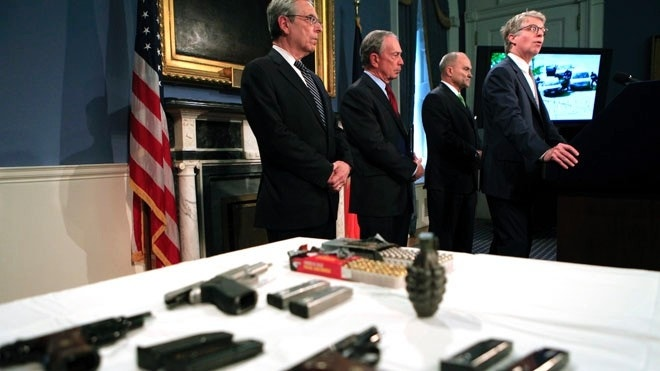 NYPD cracks down on long guns that hold more than five rounds