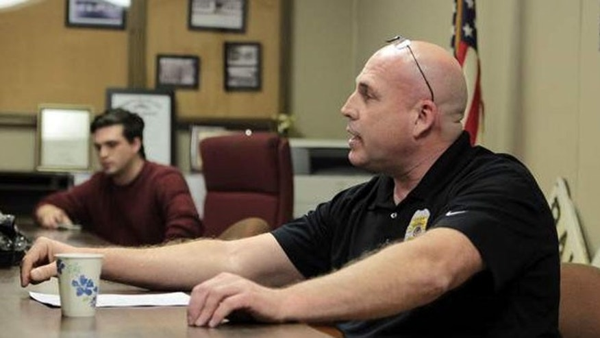 Police Chief Tony Vaughn, who said  he will donate his salary to a Vicco Bitcoin account, appeared before s commission last month to request getting his paycheck converted to Bitcoins.