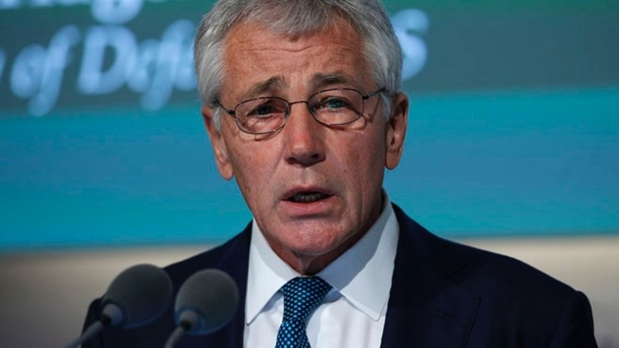Dec. 7: U.S. Defense Secretary Chuck Hagel speaks at the IISS Regional Security Summit - The Manama Dialogue, in Bahrain.