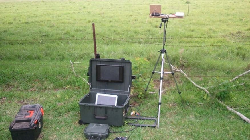 Anyone can recreate the system for about $2,000, not including the price of the thermal-imaging camera, which can cost upwards of $10,000 and beyond. (Courtesy: Cy Brown)