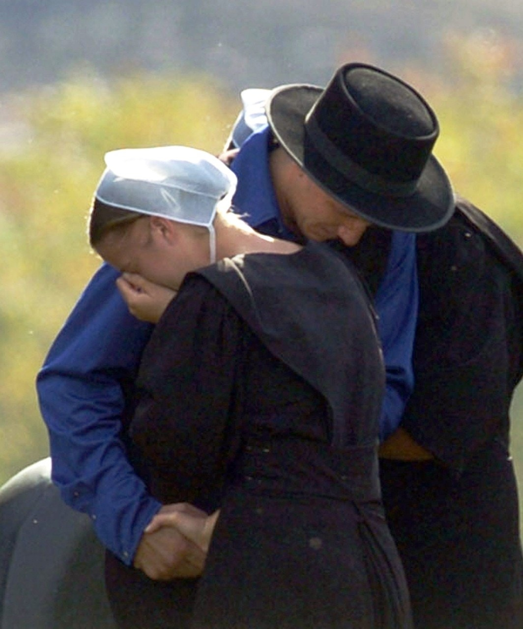 Family Of Pa. Amish Schoolhouse Shooter Shares Hopeful