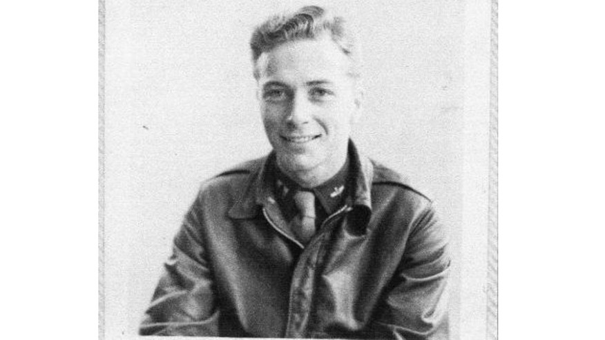 In this World War II-era photo, made available Dec. 11, 2013 courtesy Dept. of Defense POW/Missing Personnel Office, previously missing in action U.S. Army aviator Capt. Franklin B. Tostevin is pictured.