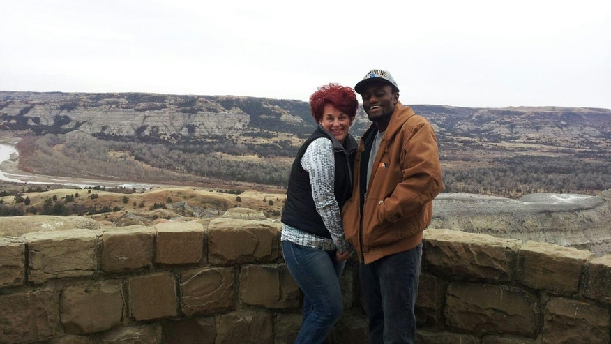 Sherri Knapp and her husband Elijah Moyo will spend the holidays together for the first time in nearly three years as they continue to build a new and prosperous life in the Bakken region of North Dakota.