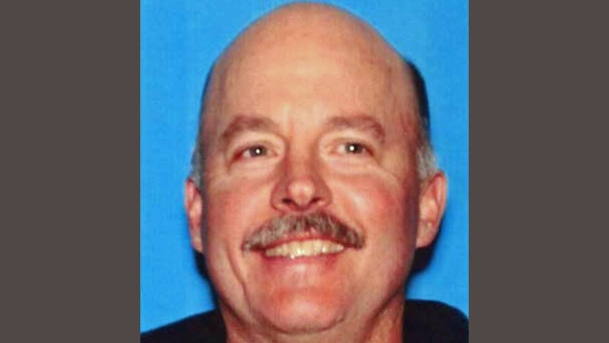 This photo provided by the California Department of Motor Vehicles via the Reno Gazette-Journal and KXTV News 10 shows Alan Frazier. Frazier, who complained he had a botched 2010 surgery, left a suicide note outlining plans for his attack before targeting physicians in a deadly rampage at a medical office that left one doctor dead and another critically wounded, police said Thursday, Dec. 19, 2013. (AP Photo/California Department of Motor Vehicles via Reno Gazette-Journal and KXTV News 10) MANDATORY CREDIT