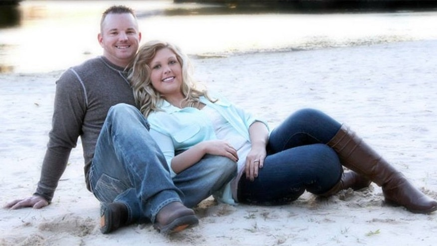Kali Shay Dobson, 25, and her husband, Ryan Patrick Quinton, 27, were driving from their reception when their vehicle crashed in Ball Ground, Ga., MDJOnline.com reported.