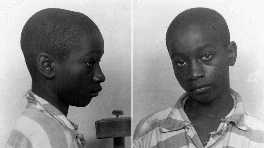 This undated photo provided by the South Carolina Department of Archives and History shows George Stinney Jr. the youngest person ever executed in South Carolina in 1944. Lawyers trying to get a new trial for Stinney say publicity about their case has caused more witnesses to come forward to try to prove his innocence. A judge will hear the appeal for a new trial Jan. 21, 2014. A man who helped pull the bodies of the 7- and 11-year-old from a ditch described exactly where they were found -- several hundred yards from where Stinney, said he saw the girls, according to a brief filed by the attorneys late Friday, Jan. 10, 2014. The boy was out of school for less than an hour that day in March 1944, and it would have likely been impossible for the 95-pound teen to move both bodies such a distance in such a short time span, the lawyers said.(AP/South Carolina Department of Archives and History, File)