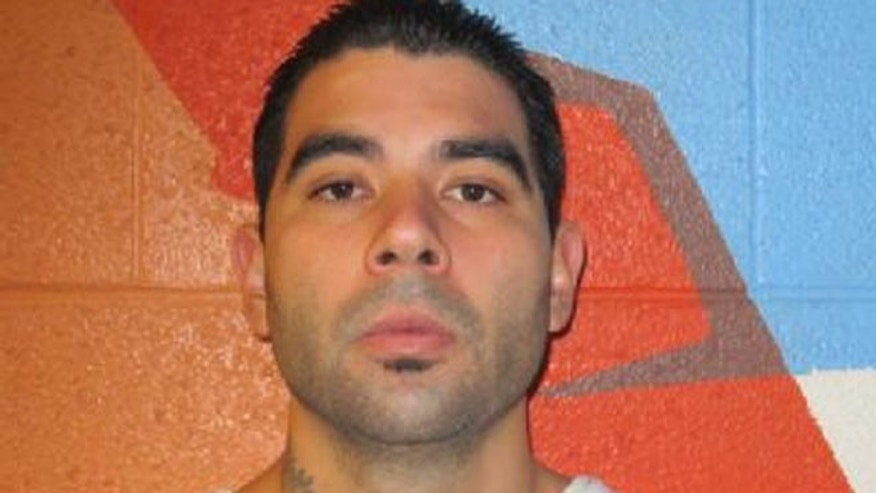 In this undated photo provided by the Utah Department of Corrections shows Jose Angel Garcia Juaregui.