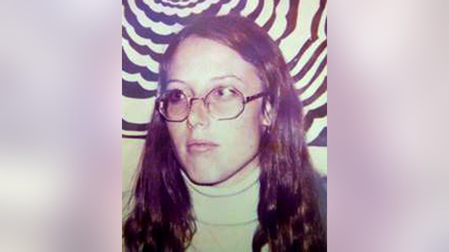 "FILE - In this 1973 photo provided by Judith Cabanillas is her sister, Mary Jayne Jones, a year before the 17-year-old girl was found dead in an Iowa farmhouse. A judge declared a mistrial Friday, Jan. 30, 2014 after jurors couldn't reach a verdict in the case against Robert ""Gene"" Pilcher who was charged with first-degree murder in the April 9, 1974 slaying of 17-year-old Jones. (AP Photo/Courtesy Judith Cabanillas, File)"