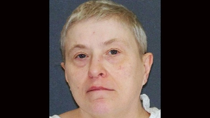 This handout image provided by the Texas Department of Criminal Justice shows capital murder defendant Suzanne Basso. (AP Photo/Texas Department of Criminal Justice)