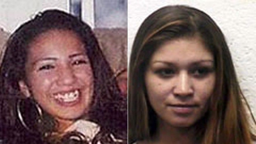 Jamie Barela (l.), was just 15 when she disappeared. She was last seen at a family gathering in April, 2004. Monica Candelaria was 22 when she disappeared. Police believe she was killed between 2003 and 2005.