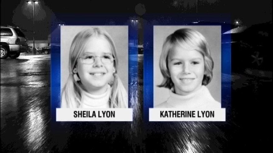 The Lyon sisters vanished on the afternoon of March 25, 1975. No trace of them has ever been found. (MyFoxDC.com)