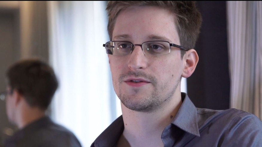 June 9, 2013: This photo provided by The Guardian Newspaper in London shows Edward Snowden in Hong Kong.