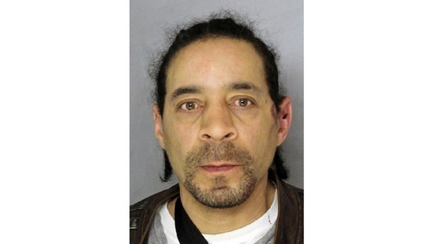 This undated photo provided by the Pittsburgh Police shows Richard Benton. Police charged Benton, 53, with driving under the influence of alcohol after his SUV rolled backward over his daughter and killed her in Stanton Heights on Sunday, Feb. 23, 2014. (AP Photo/Pittsburgh Police via Tribune Review)