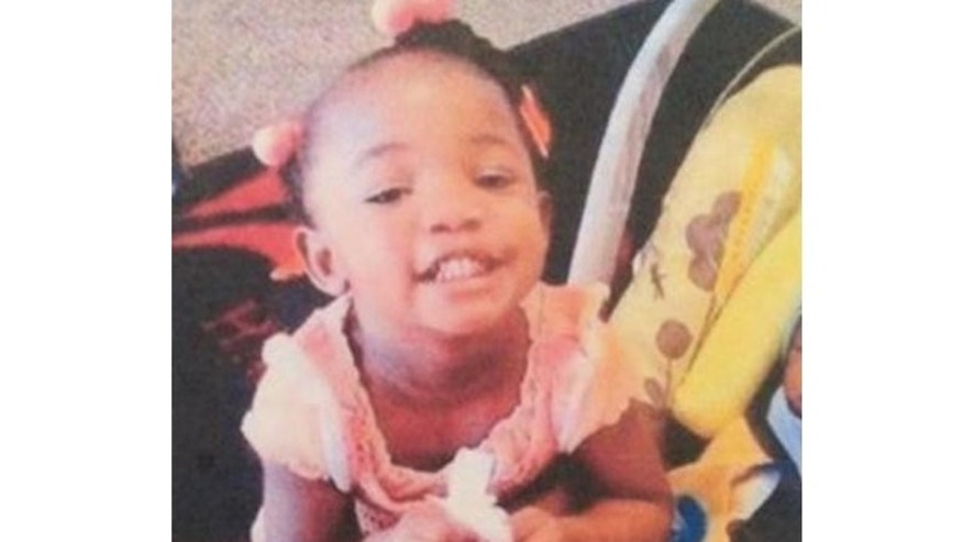 UNDATED: Police started looking for 2-year-old Myra Lewis on March 1 after family members realized she was missing.