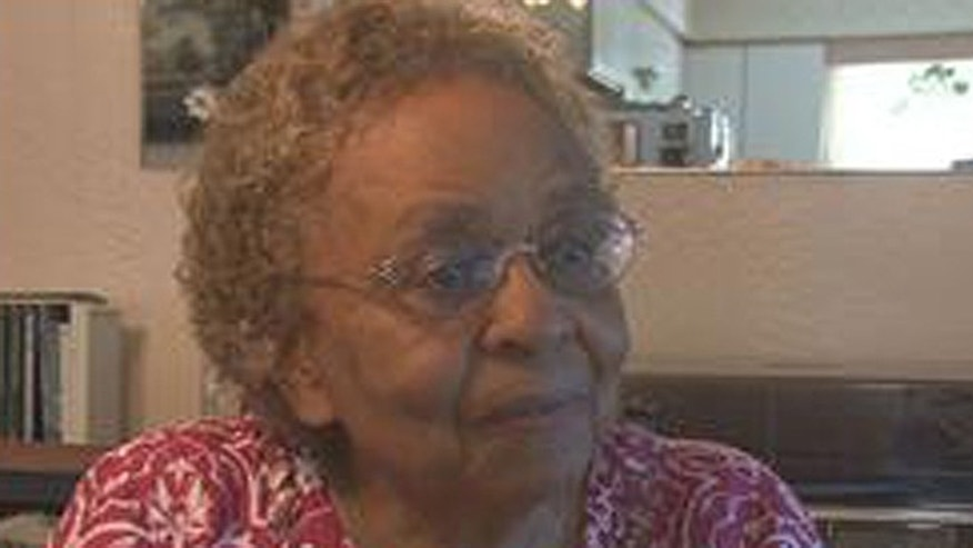 "Jeraldine Rubin, a retired teacher in St. Peterburg, Fla., said the March 8 disappearance of the Boeing 777 jet about an hour after it departed Kuala Lumpur International Airport with 239 passengers ""just took [her] back"" to 1957, when a plane carrying 37 Air Force personnel, including her 19-year-old brother, John E. Bryant, vanished on its way from California to Japan, WTSP.com reports. (Courtesy: WTSP.com)"