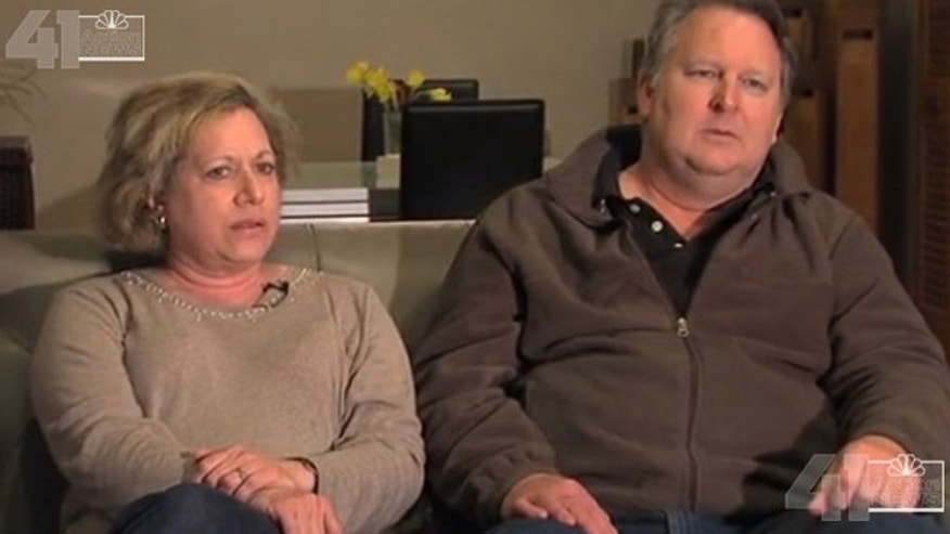 Bob Harte and his wife Addie spent $25,000 to find out why a heavily-armed SWAT team forced its way into their home last year.
