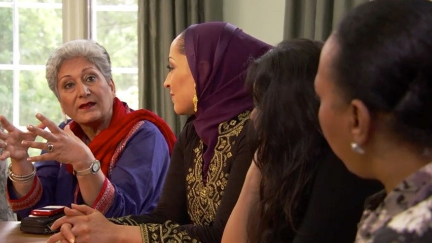 In the one-hour documentary, women from Muslim societies discuss their experiences with abuse in the name of Islam. (Honor Diaries)