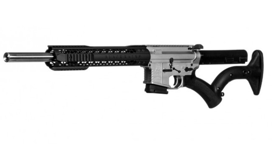 "Missouri gun maker Black Rain Ordnance plans to release a ""New York Compliant"" AR-15 rifle that conforms with New York's SAFE Act."