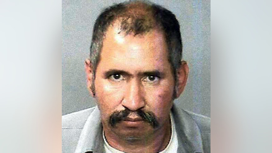 This undated photo provided by the Tulare County, Calif., District Attorney shows Jose Manuel Martinez.. (AP Photo/Tulare County District Attorney)