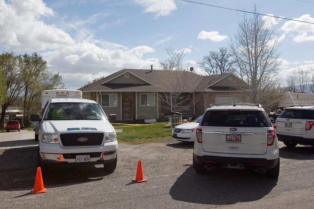 Police Seek Answers After 7 Dead Babies Found In Garage Of