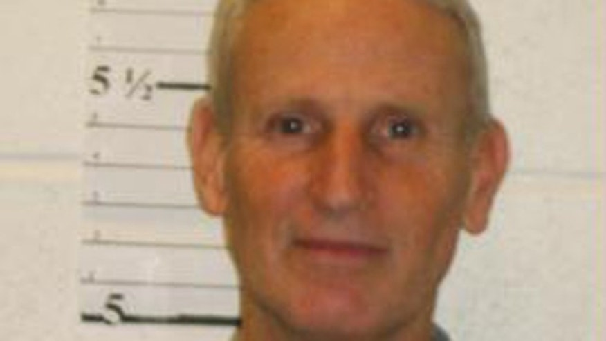 December 1, 2013: This photo shows William Rousan, who was executed Wednesday morning. (AP/Missouri Department of Prisons)