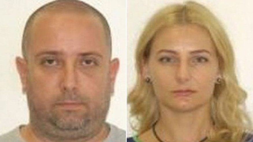 Radu and Diana Nemes, who were arrested in March at the couple's 53-acre property with a fully furnished underground bunker in Yelm, Wash., have waived extradition to Romania, according to court documents filed in the U.S. District Court for the Western District of Washington. (Interpol)