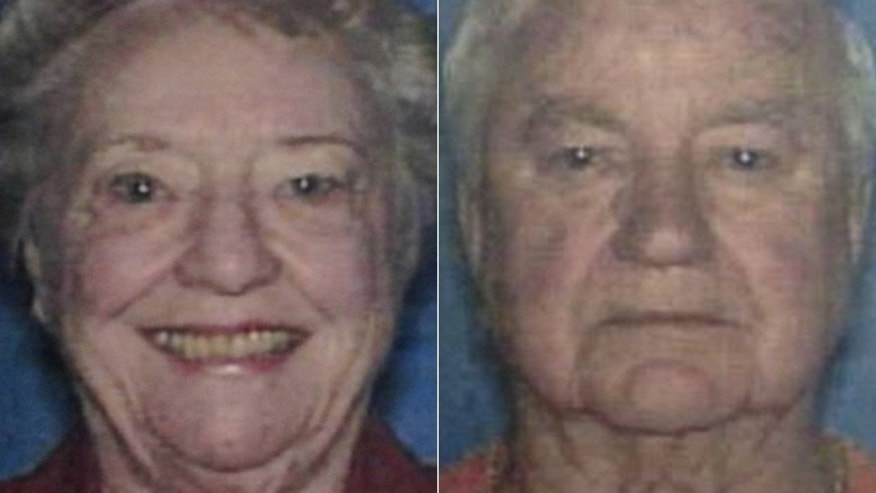 Authorities are searching for Shirley Dermond, left, after her husband, Russell Dermond was foound dead inside their Putnam County home.