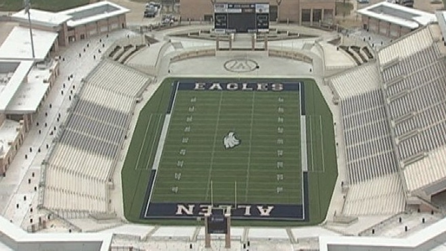 "The Allen Independent School District on Tuesday announced consulting engineers found ""significant"" structural problems at Eagle Stadium."