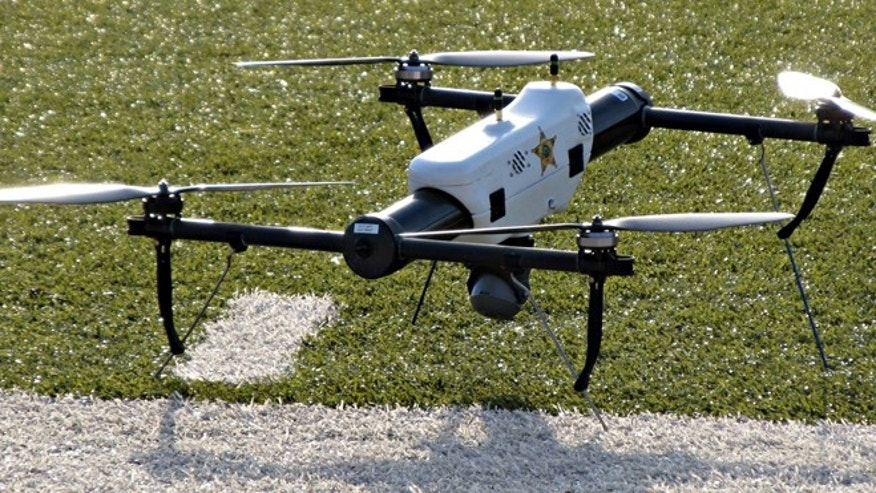 FILE: The New York City police commissioner expressed interest in drone technology to combat crime in some of the city's worst areas.