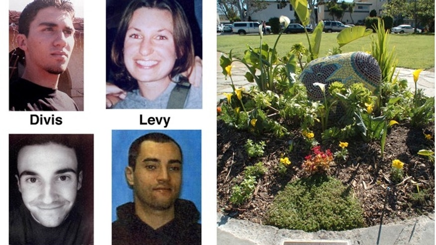 David Attias' victims all died at the scene before paramedics arrived.