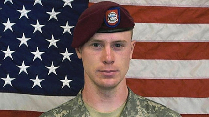 May 31, 2014: U.S. Army Sergeant Bowe Bergdahl is pictured in this undated handout photo provided by the U.S. Army. (Reuters)