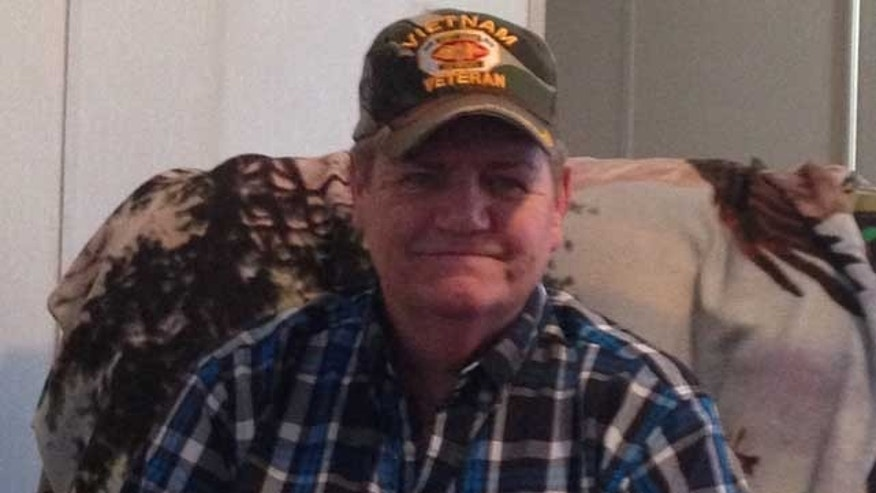 Tom Morrow, a 67-year-old Vietnam veteran, claims he waited 42 years to receive disability compensation from the VA.