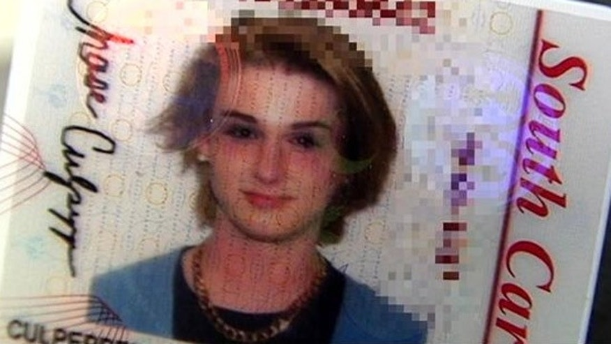 Chase Culpepper, of Anderson, was informed by authorities he couldn't misrepresent his identity, although he claims he was dressed the same as he does for work and school. He now wants the state's Department of Motor Vehicles to allow him to re-take the photograph wearing his typical makeup. (FoxCarolina.com)