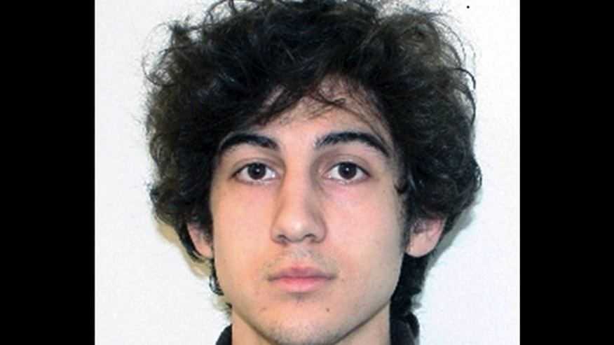 April 19, 2013: This photo from the Federal Bureau of Investigation shows Boston Marathon bombing suspect Dzhokhar Tsarnaev.