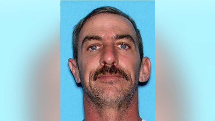 This undated photo provided by the Hillsborough County Sheriff's Office, Fla.,  shows registered sex offender Steven Patrick Myers, 41, of Plant City, Fla. Authorities in Louisiana apprehended Myers, who was traveling with a 16-year-old Florida girl, after a high speed chase through Louisiana' s swampland. Both the girl and Myers were reported hospitalized in critical condition with stab wounds, Thursday, June 19, 2014 near Lafayette, La. Police are not sure how they were injured. (AP Photo/ Hillsborough County Sheriff's Office)