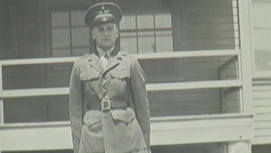 Thomas Joseph Smith, Jr., seen here at Marine Corps Base Camp Pendleton in California at age 18, said he received the shock of a lifetime when he realized military records incorrectly indicated he went AWOL for one month during his unit's deployment on the Marshall Islands in the early 1940s. (Courtesy: Thomas Smith, Jr.)