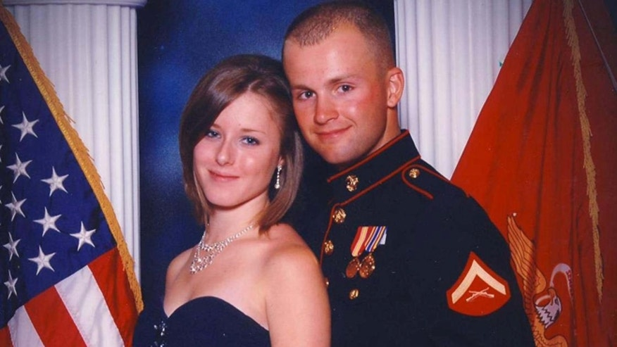 Erin Corwin, 19, and husband Jonathan Wayne Corwin.