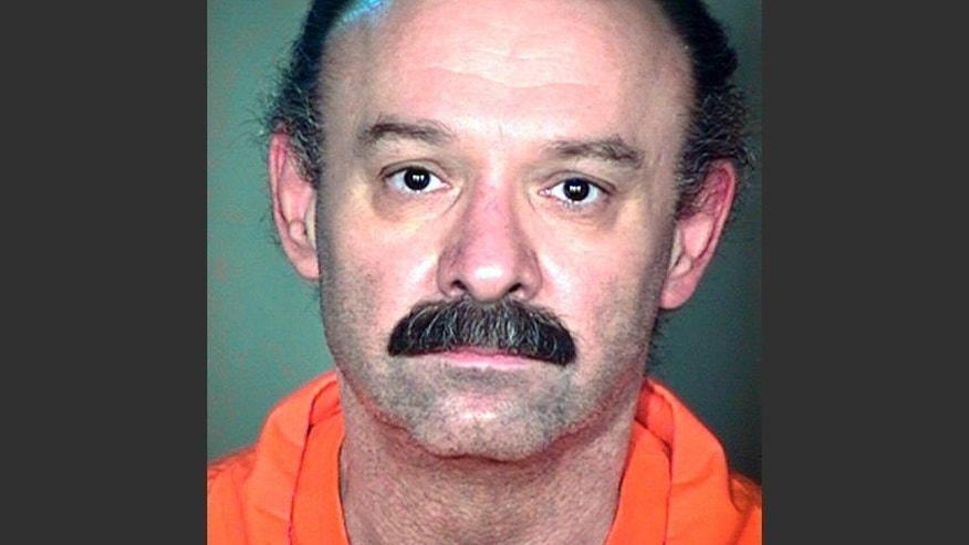 FILE - This undated file photo provided by the Arizona Department of Corrections shows inmate Joseph Rudolph Wood. The U.S. Supreme Court on Wednesday, July 23, 2014 denied a final, last-ditch appeal from Wood, who is seeking a reprieve from execution. (AP Photo/Arizona Department of Corrections, File)