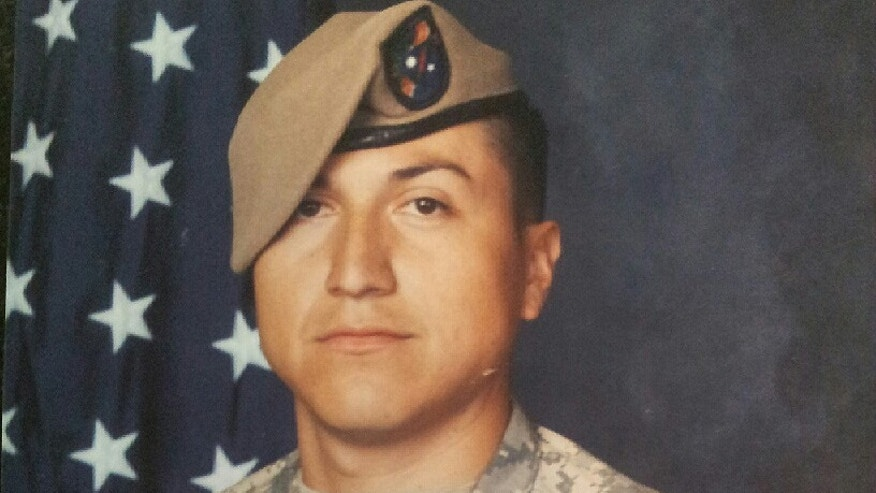 Zepeda was nearly killed while hunting for a deadly Taliban commander in Afghanistan in 2011.