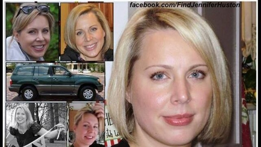 Missing Oregon mother Jennifer Huston was found dead in a rural area.