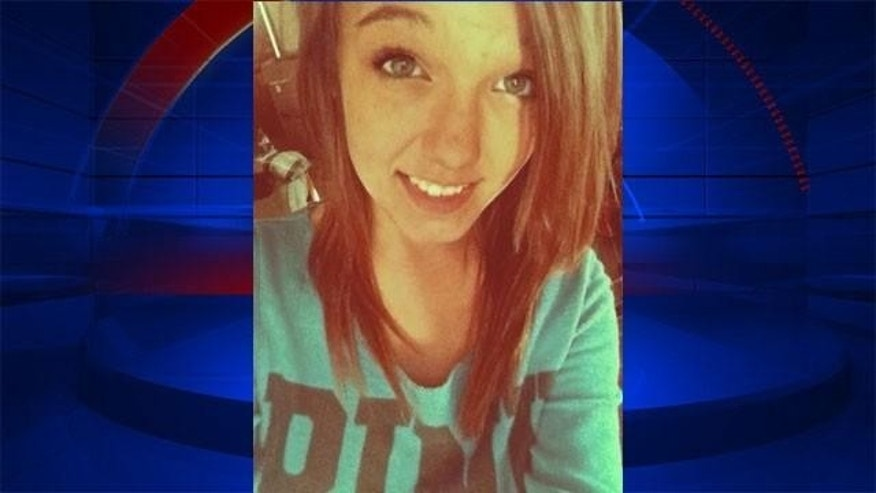 This undated photo shows 14-year-old April Millsap, who was found dead in a ditch near Armada, Mich. July 24 (Courtesy MyFoxDetroit.com)