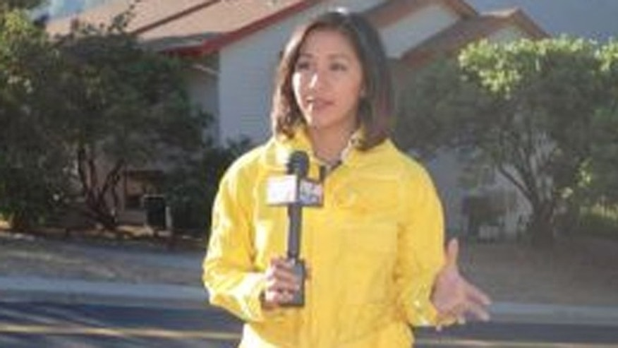 "Sabrina Rodriguez, a morning anchor for FOX40, resigned Tuesday, citing her need to ""focus on my case and work to reestablish my good name."""