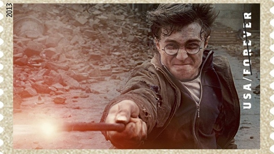 "The ""Harry Potter"" stamp series was criticized by some stamp collectors."
