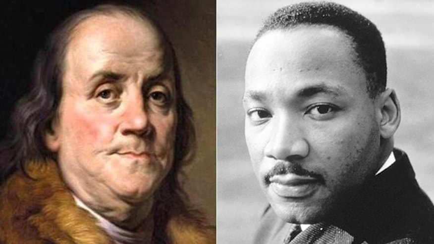 The College Board's Advanced Placement curriculum on U.S. history must include America's greatest icons, like Ben Franklin and Martin Luther king, say critics.